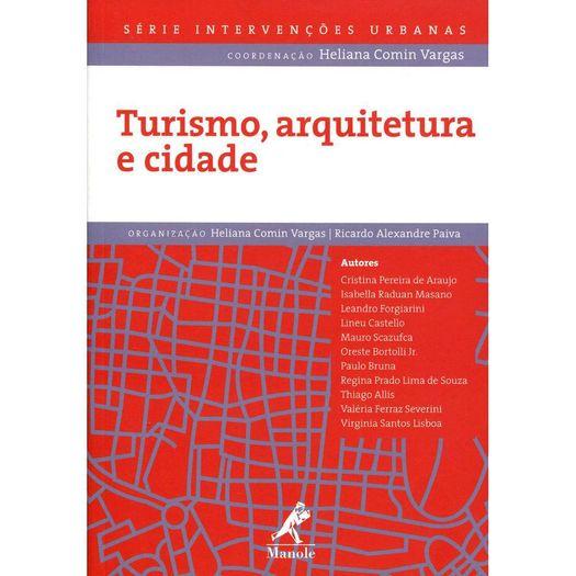 Turismo Arquitetura e Cidade - Manole