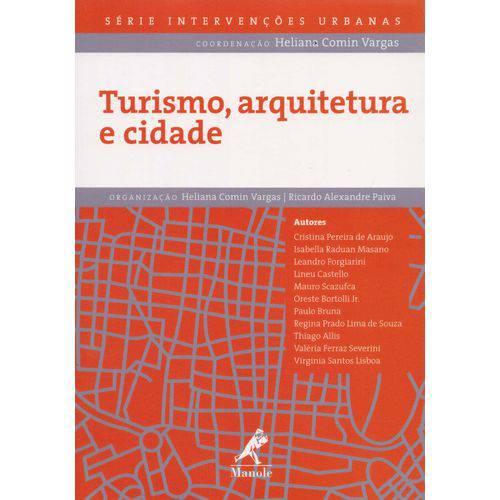 Turismo Arquitetura e Cidade
