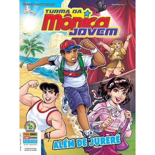 Turma da Monica Jovem 30 - Serie 2 - Panini