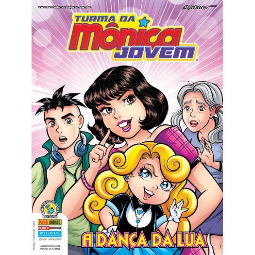 Turma da Monica Jovem 13 - Serie 2 - Panini