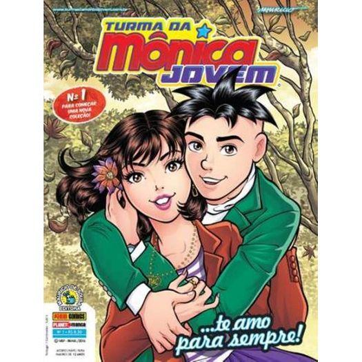 Turma da Monica Jovem 1 - Serie 2 - Panini