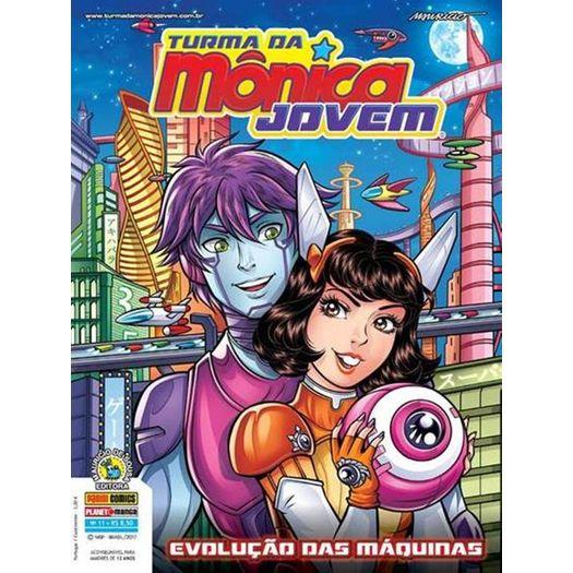 Turma da Monica Jovem 11 - Serie 2 - Panini