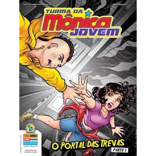 Turma da Monica Jovem 14 - Serie 2 - Panini