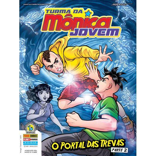 Turma da Monica Jovem 15 - Serie 2 - Panini
