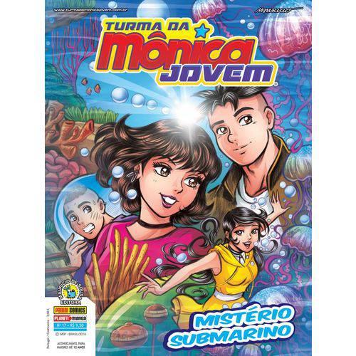 Turma da Monica Jovem 17 - Serie 2 - Panini