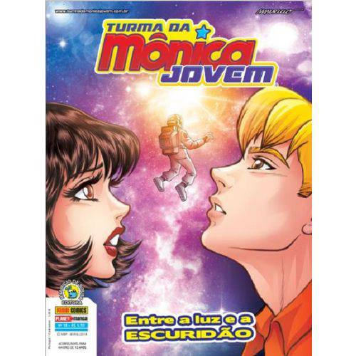 Turma da Monica Jovem 18 - Serie 2 - Panini