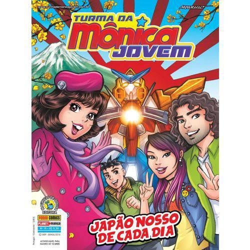 Turma da Monica Jovem 19 - Serie 2 - Panini