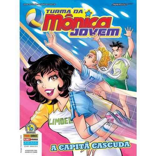 Turma da Monica Jovem 24 - Serie 2 - Panini