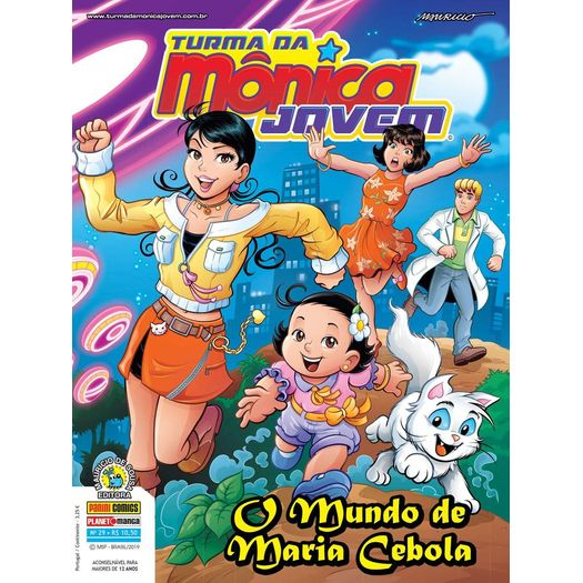 Turma da Monica Jovem 29 - Serie 2 - Panini