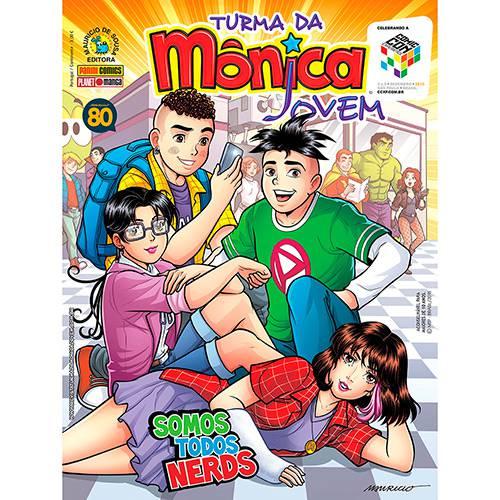 Turma da Mônica Jovem Ed. 88: Somos Todos Nerds - 1ª Ed.