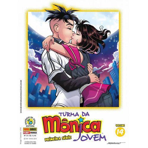 Turma da Mônica Jovem - Primeira Série - Vol. 14