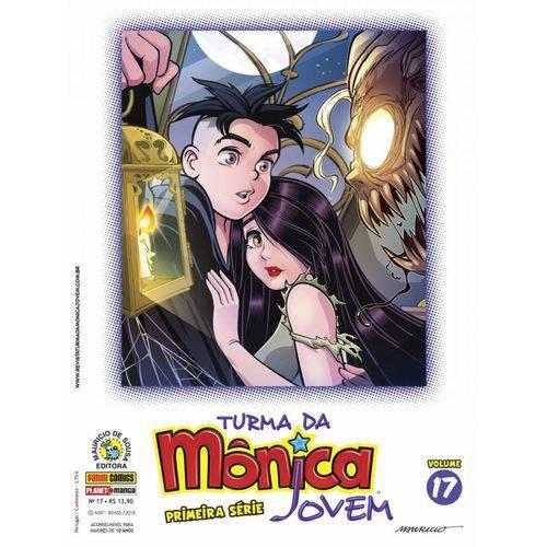 Turma da Mônica Jovem - Primeira Série - Vol. 17