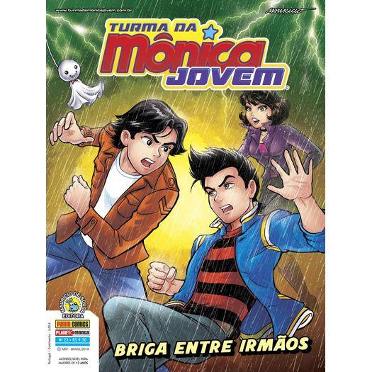 Turma da Monica Jovem 23 - Serie 2 - Panini