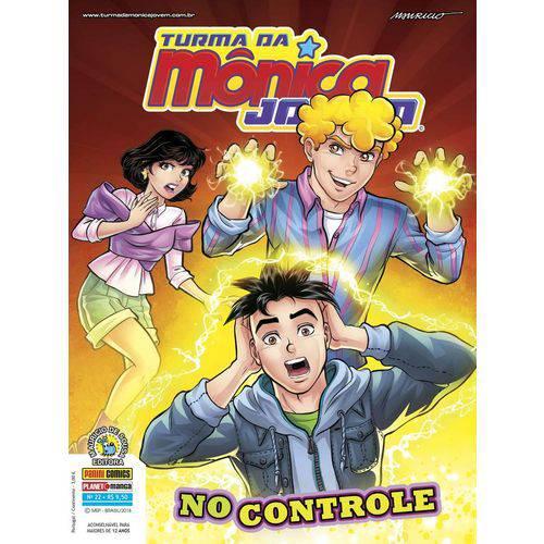 Turma da Monica Jovem 22 - Serie 2 - Panini
