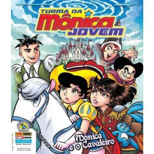 Turma da Monica Jovem - Serie 2 - Vol 04