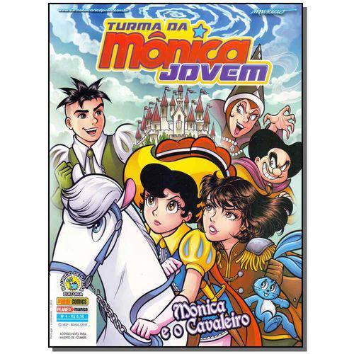 Turma da Monica Jovem Vol. 04 - (serie 2)