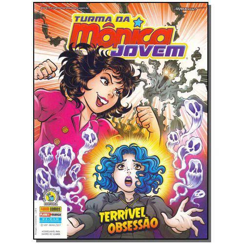 Turma da Monica Jovem Vol. 08 - (serie 2)