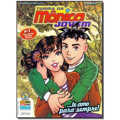 Turma da Monica Jovem Vol. 1 - (serie 2)