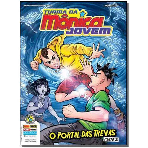 Turma da Monica Jovem Vol. 15 - (Serie