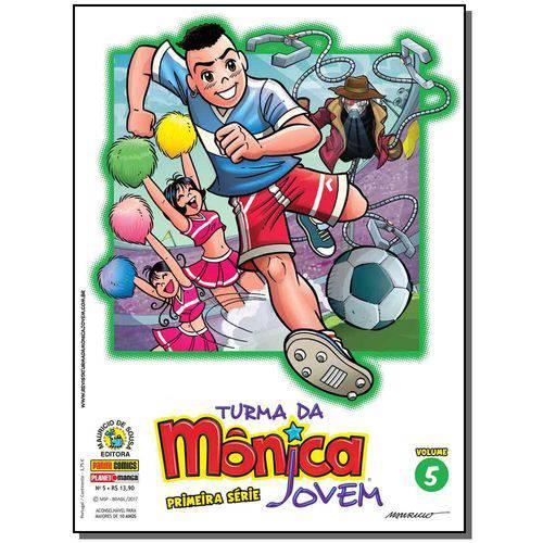 Turma da Monica Jovem - Vol.5 - (Serie 1)