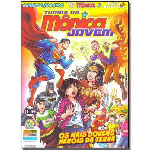 Turma da Monica Jovem Vol. 26 - (série 2)