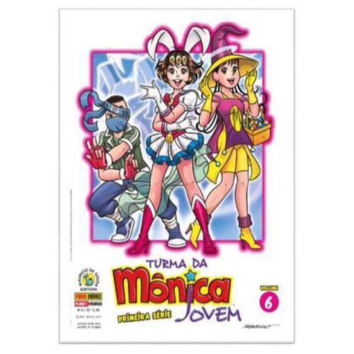 Turma da Mônica Jovem - Vol.6 - Série 1