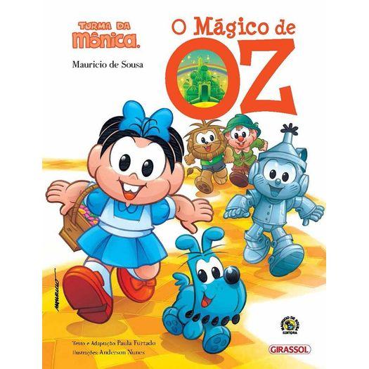 Turma da Monica - o Magico de Oz - Girassol