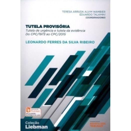 Tutela Provisoria Ed 01 - Rt