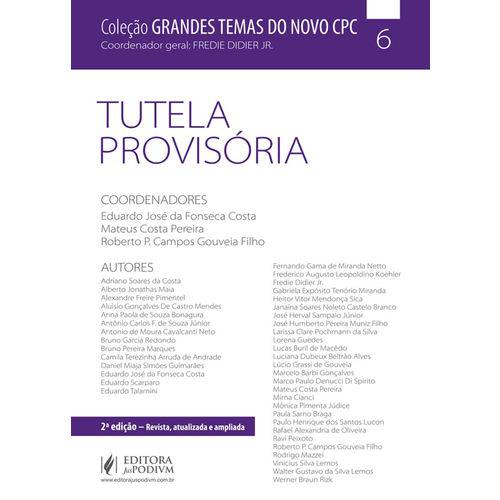 Tutela Provisória - 2ª Edição (2019)