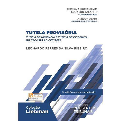 Tutela Provisoria - Rt