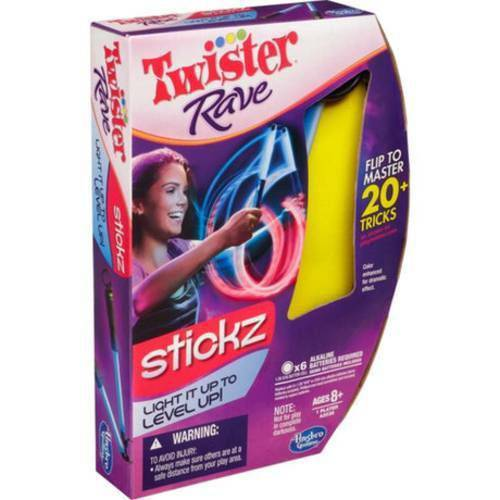 Twister Rave Stickz Hasbro