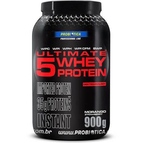 Ultimate 5 Whey Protein 900g - Probiótica