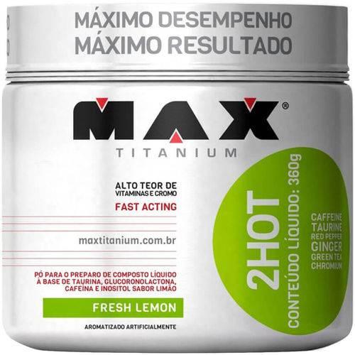 Ultimate 2hot 360g Limao - Max Titanium