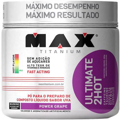 Ultimate 2hot Max Tit Uva 360g - Max Titanium