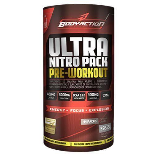 Ultra Nitro Pack 44 Packs - Body Action 4060002