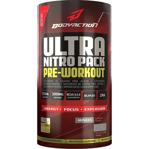Ultra Nitro Pack 44 Packs - Bodyaction