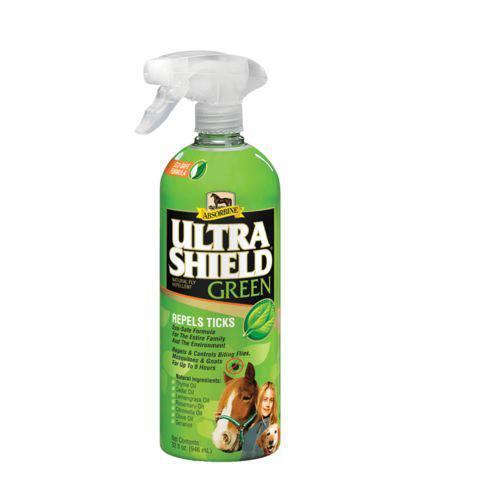 Ultra Shield Green 946 Ml   Repelente Natural