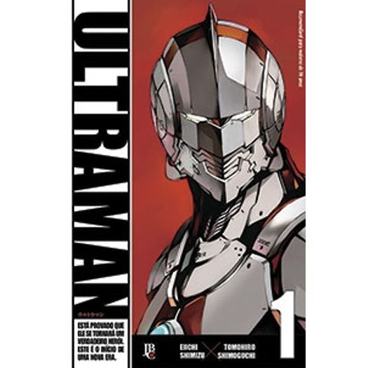 Ultraman 1 - Jbc