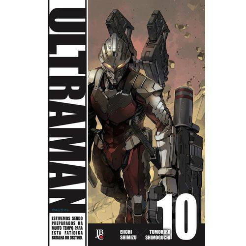 Ultraman 10 - Jbc