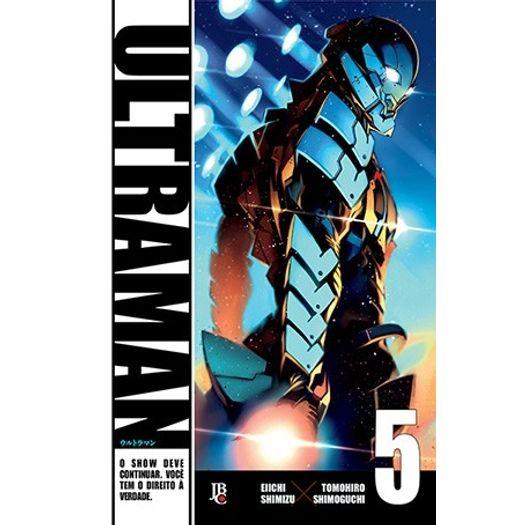 Ultraman 5 - Jbc