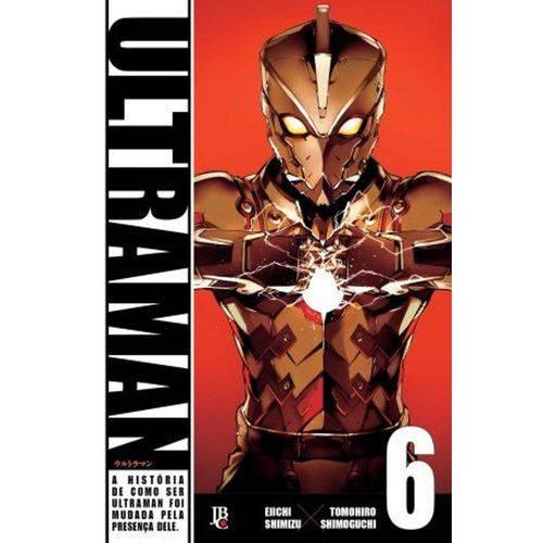 Ultraman 6 - Jbc