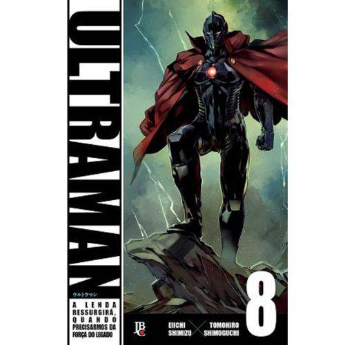 Ultraman 8 - Jbc