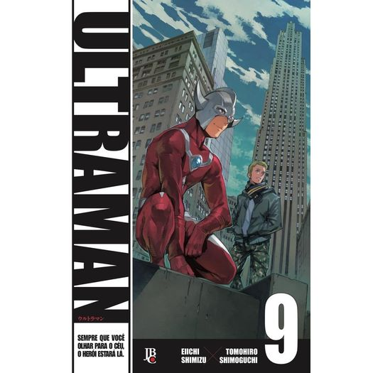 Ultraman 9 - Jbc