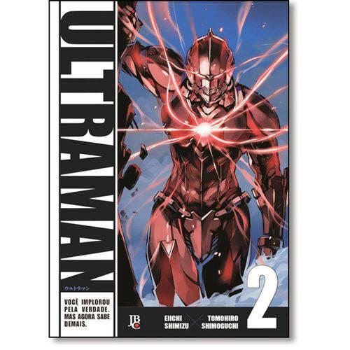 Ultraman 2 - Jbc