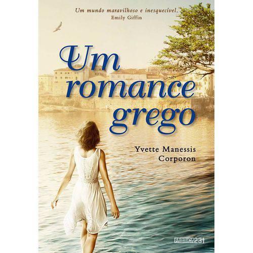 Um Romance Grego 1ª Ed