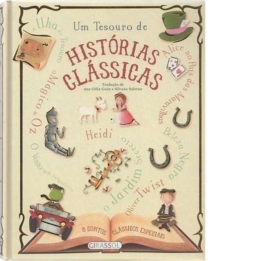 Um Tesouro de Historicas Classicas - Girassol