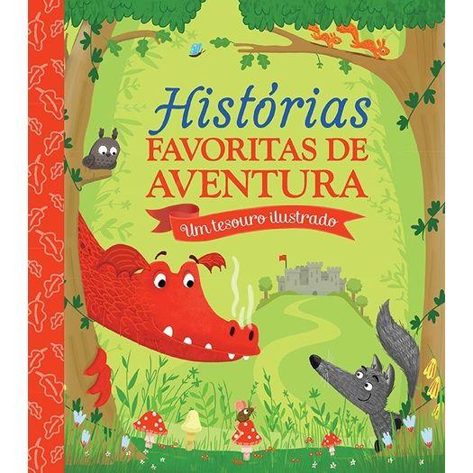Um Tesouro Ilustrado - Historias Favoritas de Aventura - Tiger Tales