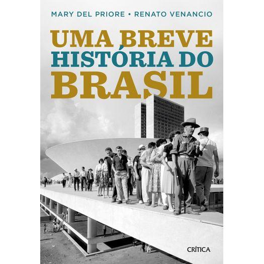 Uma Breve Historia do Brasil - Critica