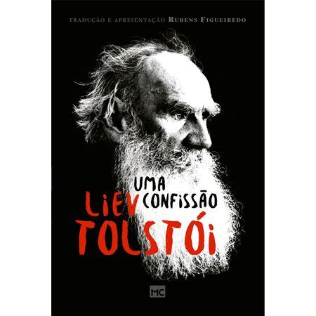 Uma Confissão Liev Tolstói