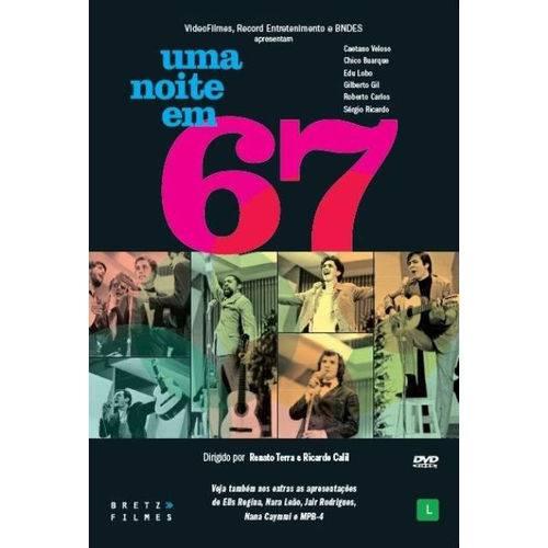 Uma Noite em 67 (DVD)